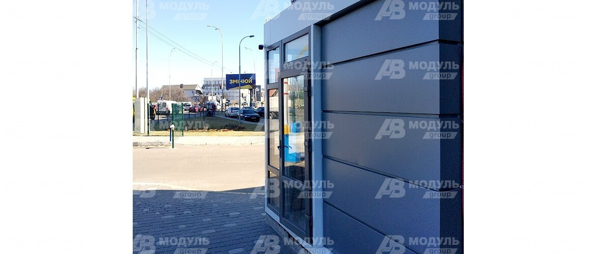 AV-modul. Security post, Kiev. Фото 4