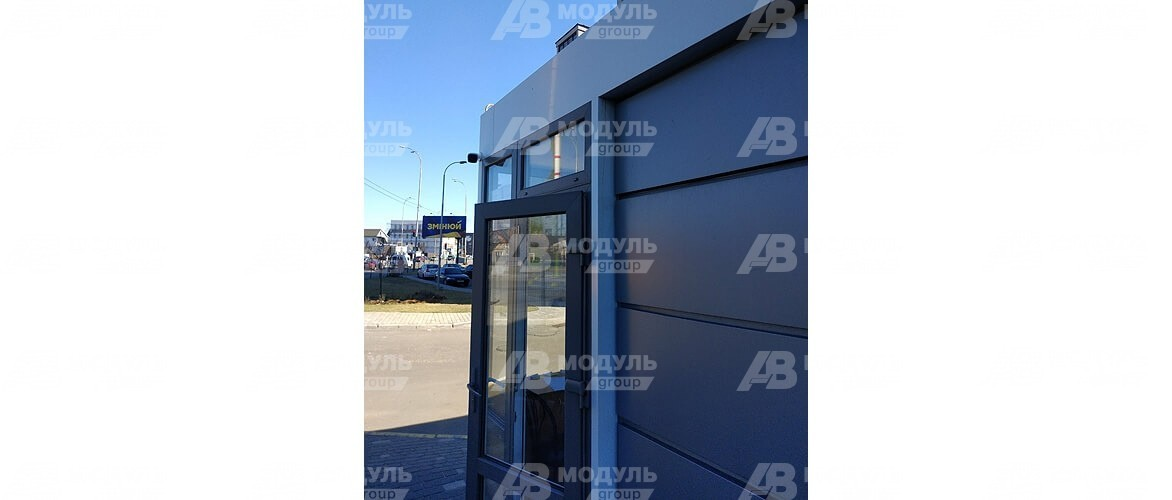 AV-modul. Security post, Kiev. Фото 2