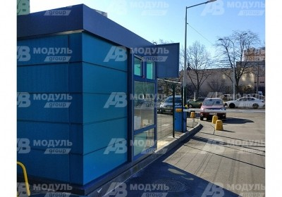 AV-modul. Security post, Kiev. Фото 3